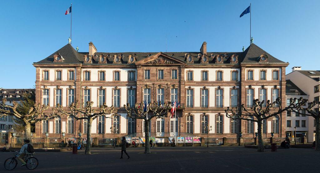 Europe Ecologie Les Verts a pris la mairie de Strasbourg lors des dernières élections municipales.