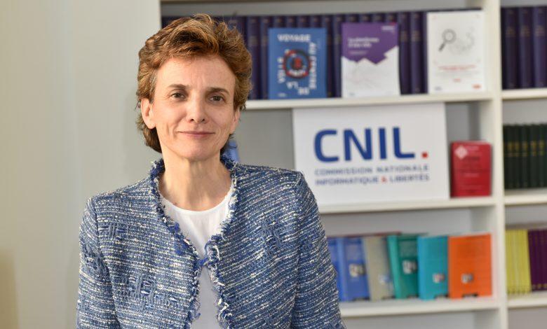 Marie-Laure Denis, présidente de la Commission nationale de l'informatique et des libertés (CNIL)
